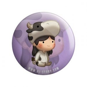 magnet-cow-girl-B